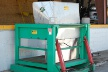 Used Stainless Steel Bin Tipper