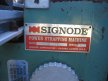Two Used Signode Strapping Machines
